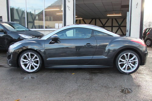 2012 PEUGEOT RCZ 1.6 THP GT 2DR SOLD (picture 2 of 6)