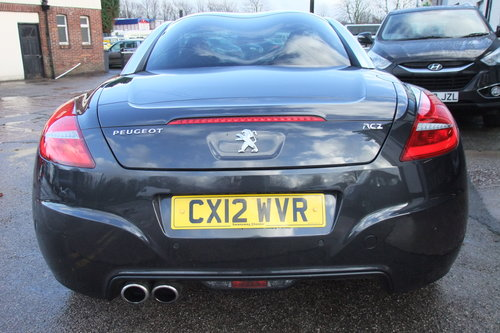 2012 PEUGEOT RCZ 1.6 THP GT 2DR SOLD (picture 5 of 6)