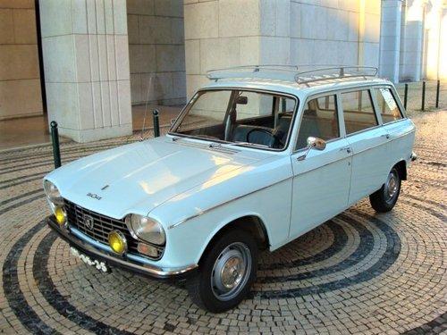 1971 Peugeot 204 Break (petrol) For Sale (picture 1 of 6)