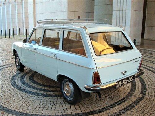 1971 Peugeot 204 Break (petrol) For Sale (picture 2 of 6)