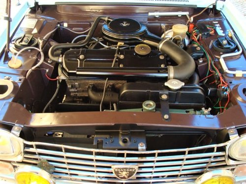 1971 Peugeot 204 Break (petrol) For Sale (picture 6 of 6)