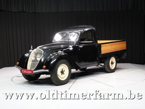 1947 Peugeot 202 U Pick-Up '47 For Sale (picture 1 of 6)