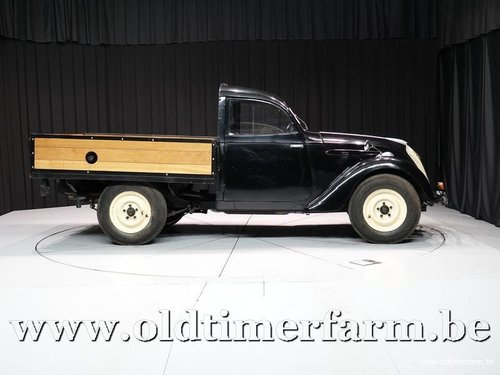 1947 Peugeot 202 U Pick-Up '47 For Sale (picture 3 of 6)