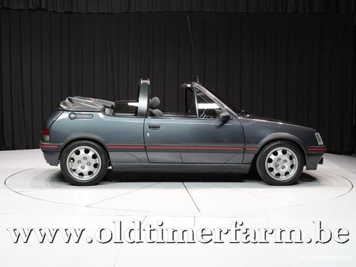 1991 Peugeot 205 CTI 1.9 '91 For Sale (picture 3 of 6)