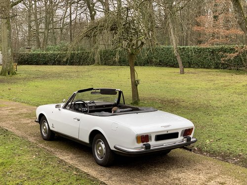 1969 Peugeot 504 Cabriolet No reserve For Sale by Auction (picture 2 of 2)