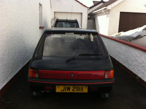 1988 Peugeot  205 gti For Sale (picture 2 of 6)