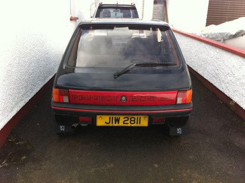 1988 Peugeot  205 gti For Sale (picture 3 of 6)