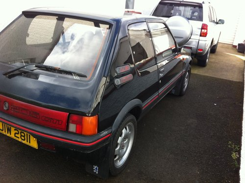 1988 Peugeot  205 gti For Sale (picture 5 of 6)