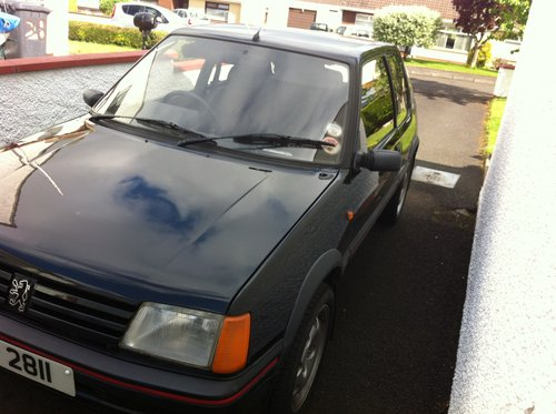 1988 Peugeot  205 gti For Sale (picture 6 of 6)