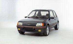 1986 Peugeot 1.9 GTi Phase I: 16 Feb 2019 For Sale by Auction