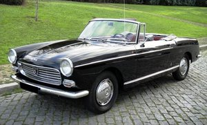 Peugeot 404 Cabriolet Injection - 1965 For Sale