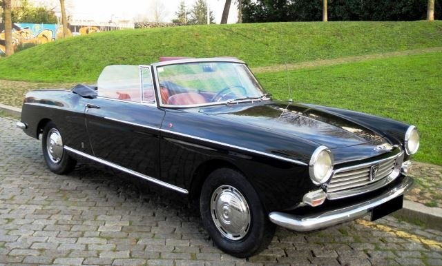 Peugeot 404 Cabriolet Injection - 1965 For Sale (picture 2 of 6)