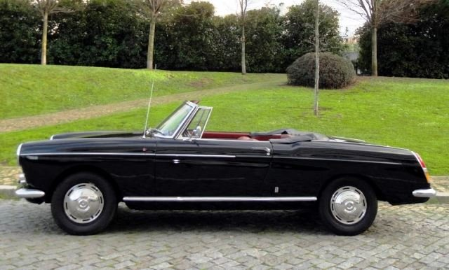Peugeot 404 Cabriolet Injection - 1965 For Sale (picture 3 of 6)