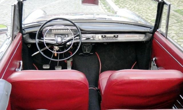 Peugeot 404 Cabriolet Injection - 1965 For Sale (picture 4 of 6)