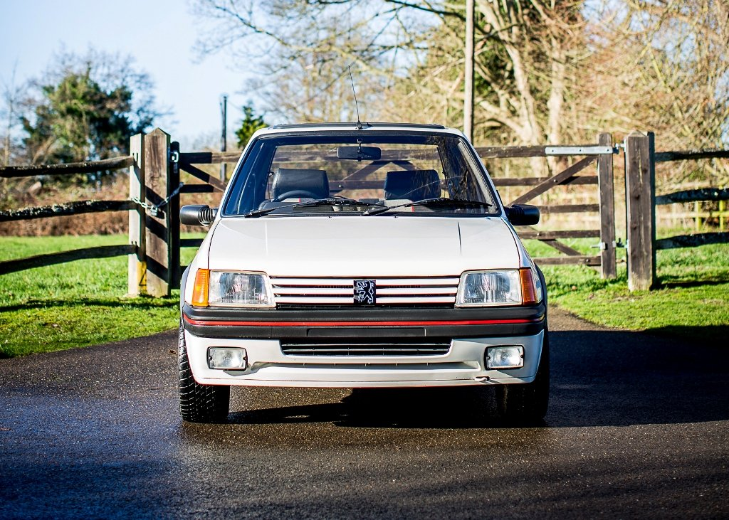 1998 Peugeot 205 GTi 1.9 SOLD by Auction (picture 5 of 6)