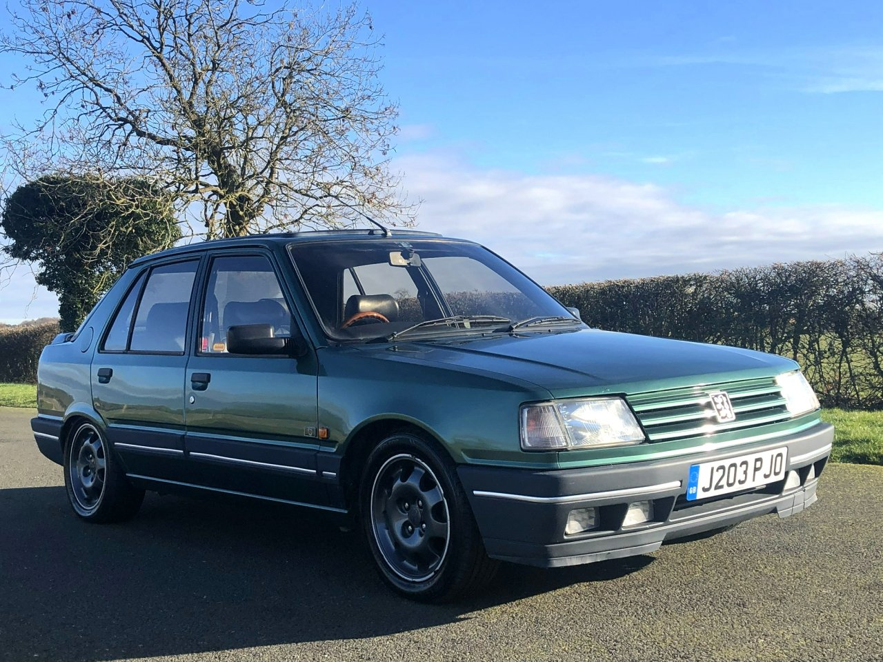 1992 Peugeot 309 GTI Goodwood Limited Edition SOLD (picture 3 of 6)