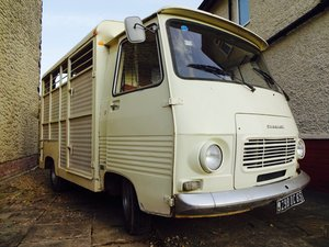 1979 PEUGEOT J7 BETAILLERE ** IN THE UK ** For Sale