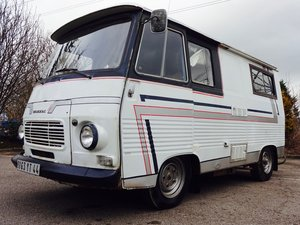 1980 Peugeot j7 campervan For Sale