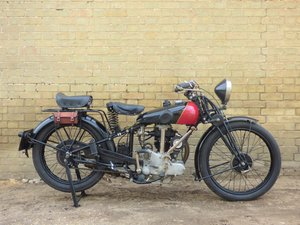 1928 Peugeot P105 350cc For Sale