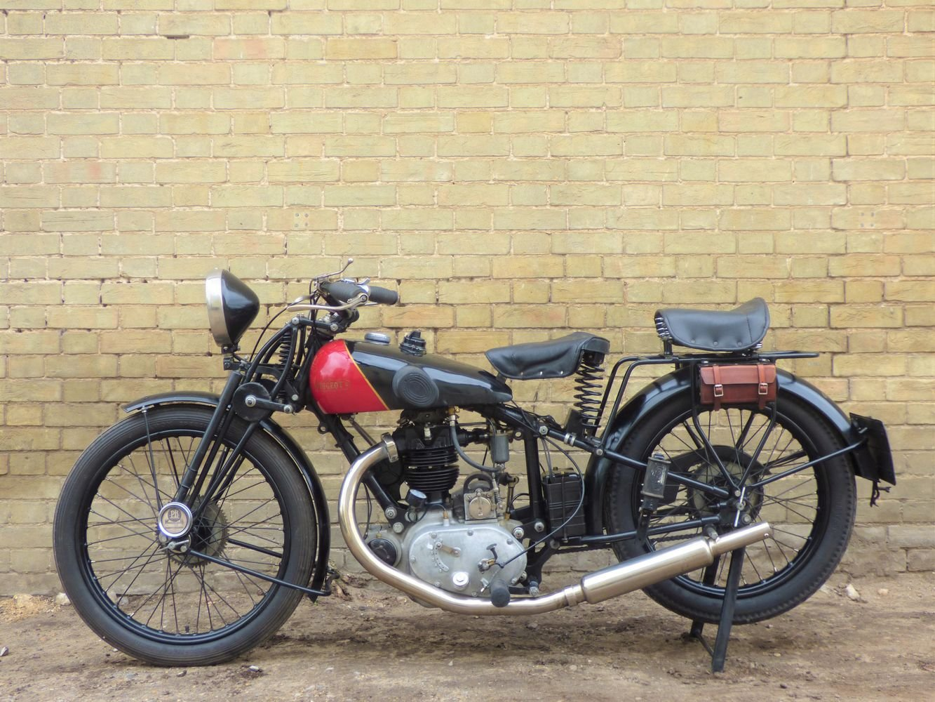 1928 Peugeot P105 350cc SOLD (picture 2 of 6)