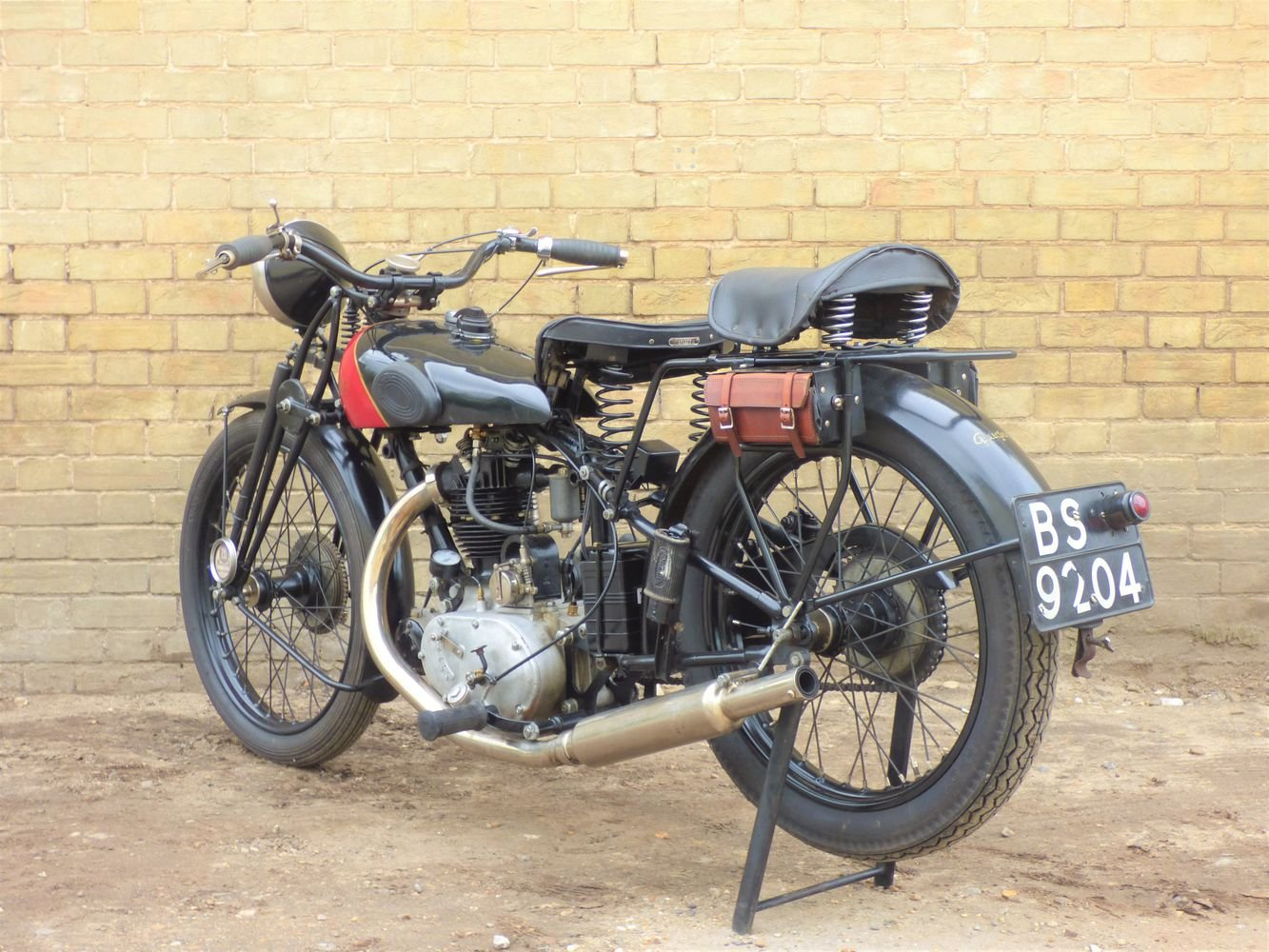1928 Peugeot P105 350cc SOLD (picture 5 of 6)