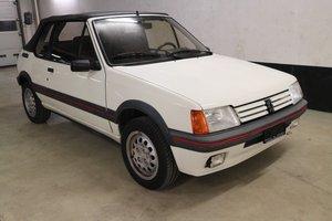1989 Peugeot 205 CTI all original For Sale