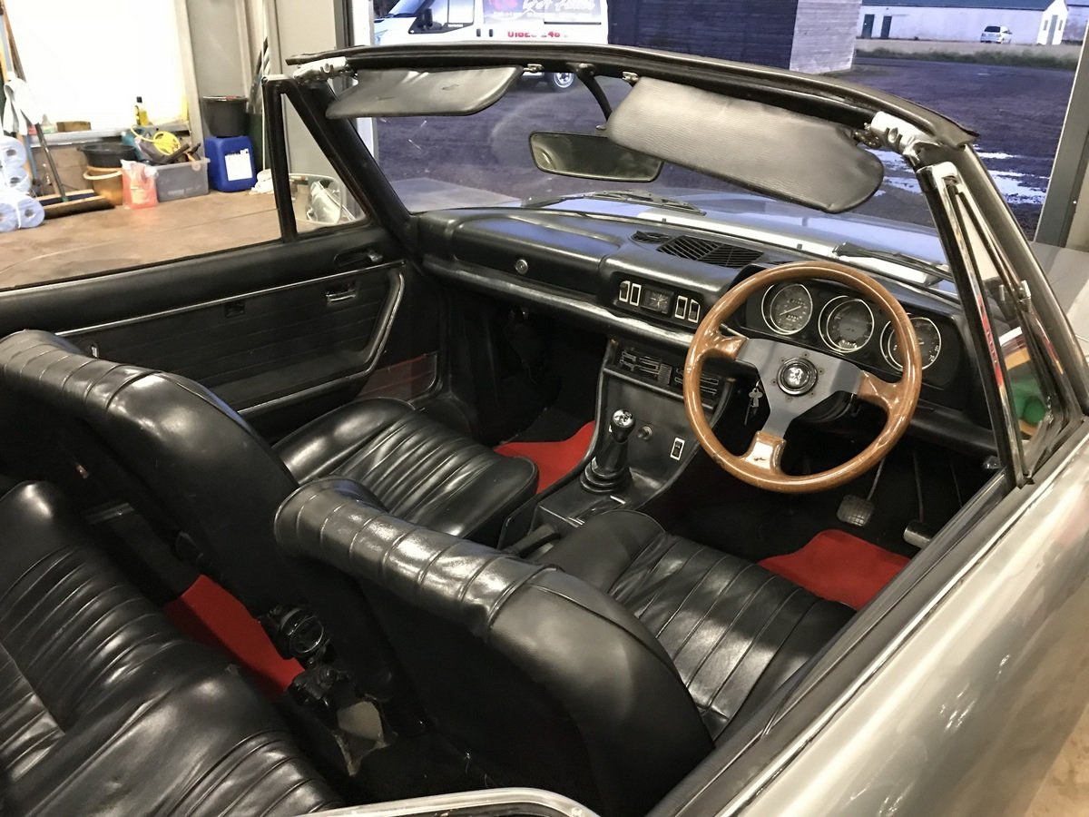 1973 Peugeot 504 Cabriolet For Sale (picture 3 of 6)