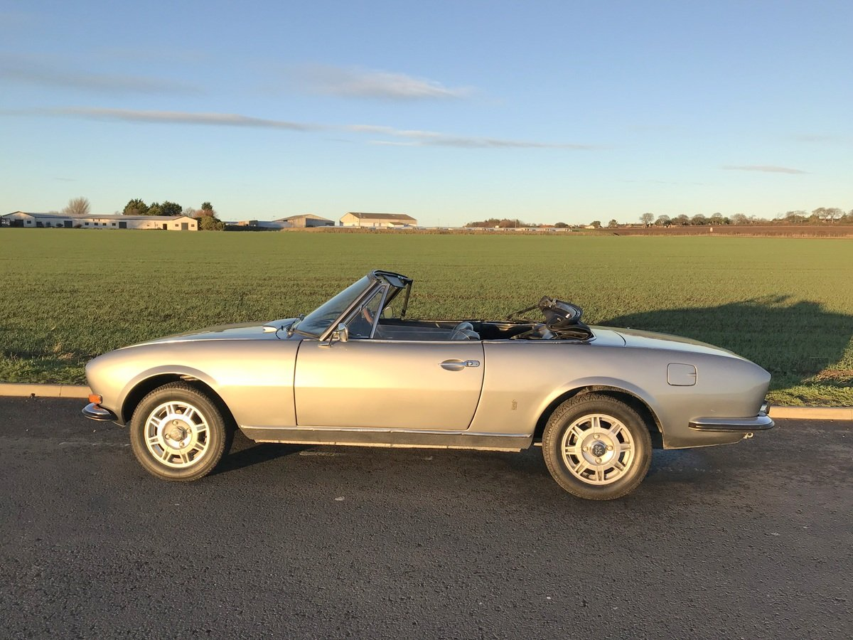 1973 Peugeot 504 Cabriolet SOLD (picture 5 of 6)