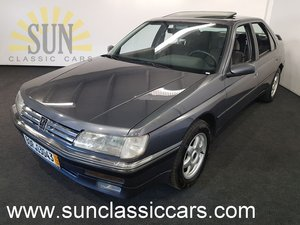 Peugeot 605 SR 3.0 1990, very rare For Sale