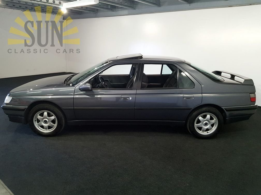 Peugeot 605 SR 3.0 1990, very rare For Sale (picture 2 of 6)