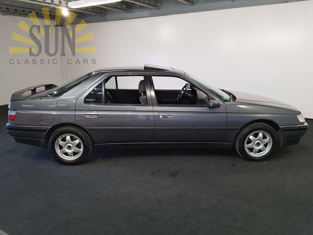 Peugeot 605 SR 3.0 1990, very rare For Sale (picture 3 of 6)