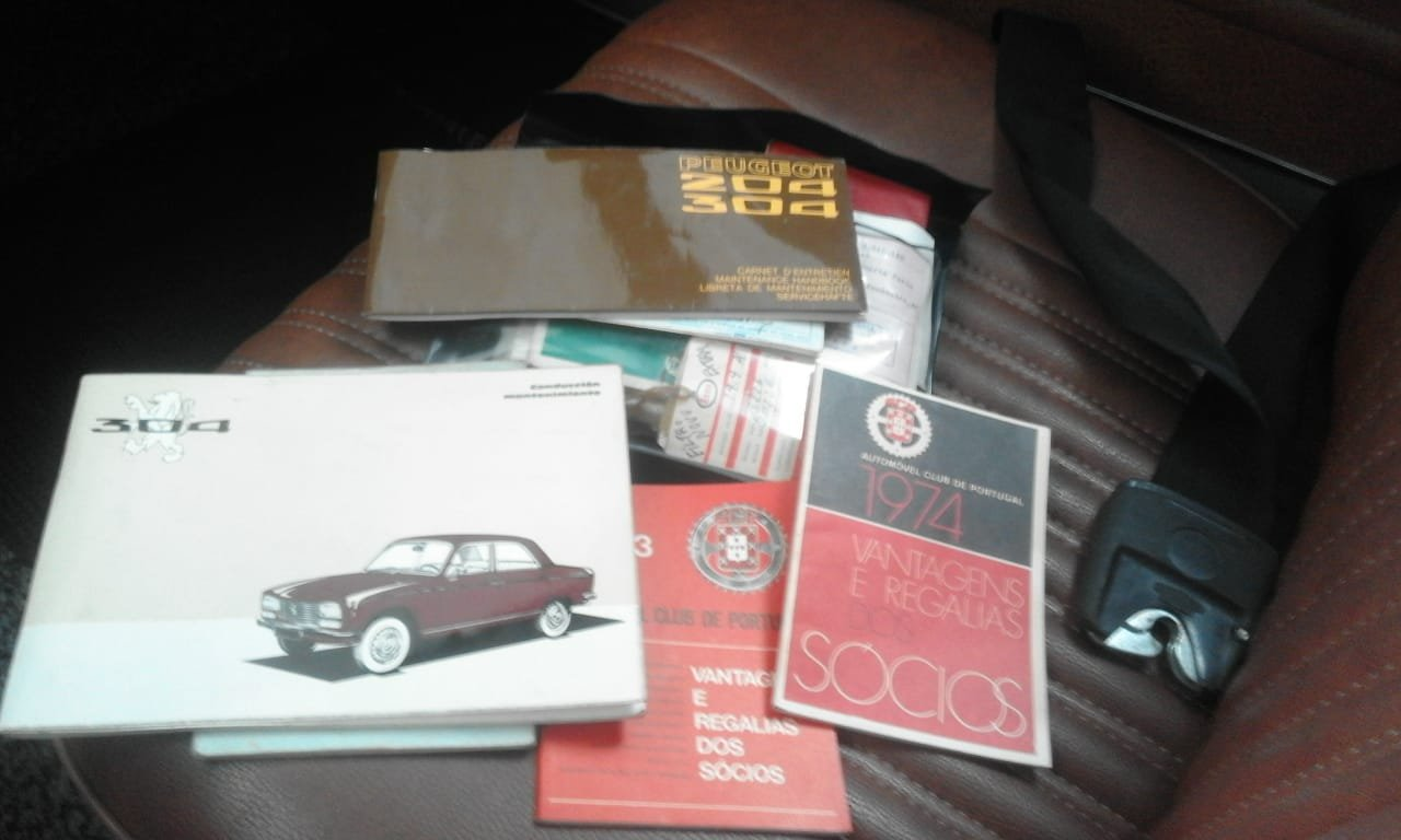 1973 PEUGEOT 304 For Sale (picture 3 of 6)