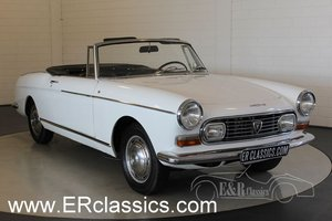 Peugeot 404 cabriolet injection 1968 Pininfarina For Sale