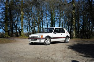 1986 - Peugeot 205 GTI 1.9  SOLD by Auction