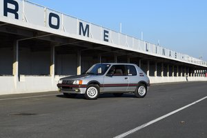 1988 - Peugeot 205 GTI 1.6 SOLD by Auction
