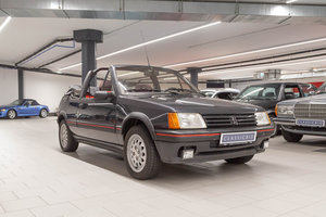 1988 Peugeot 205 CTi *9 march* RETRO CLASSICS  For Sale by Auction