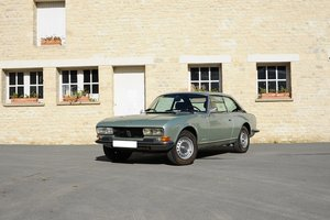 1972 - Peugeot 504 Coupé  For Sale by Auction