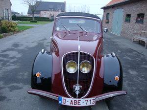 1939 PEUGEOT 202 DECOUVRABLE For Sale