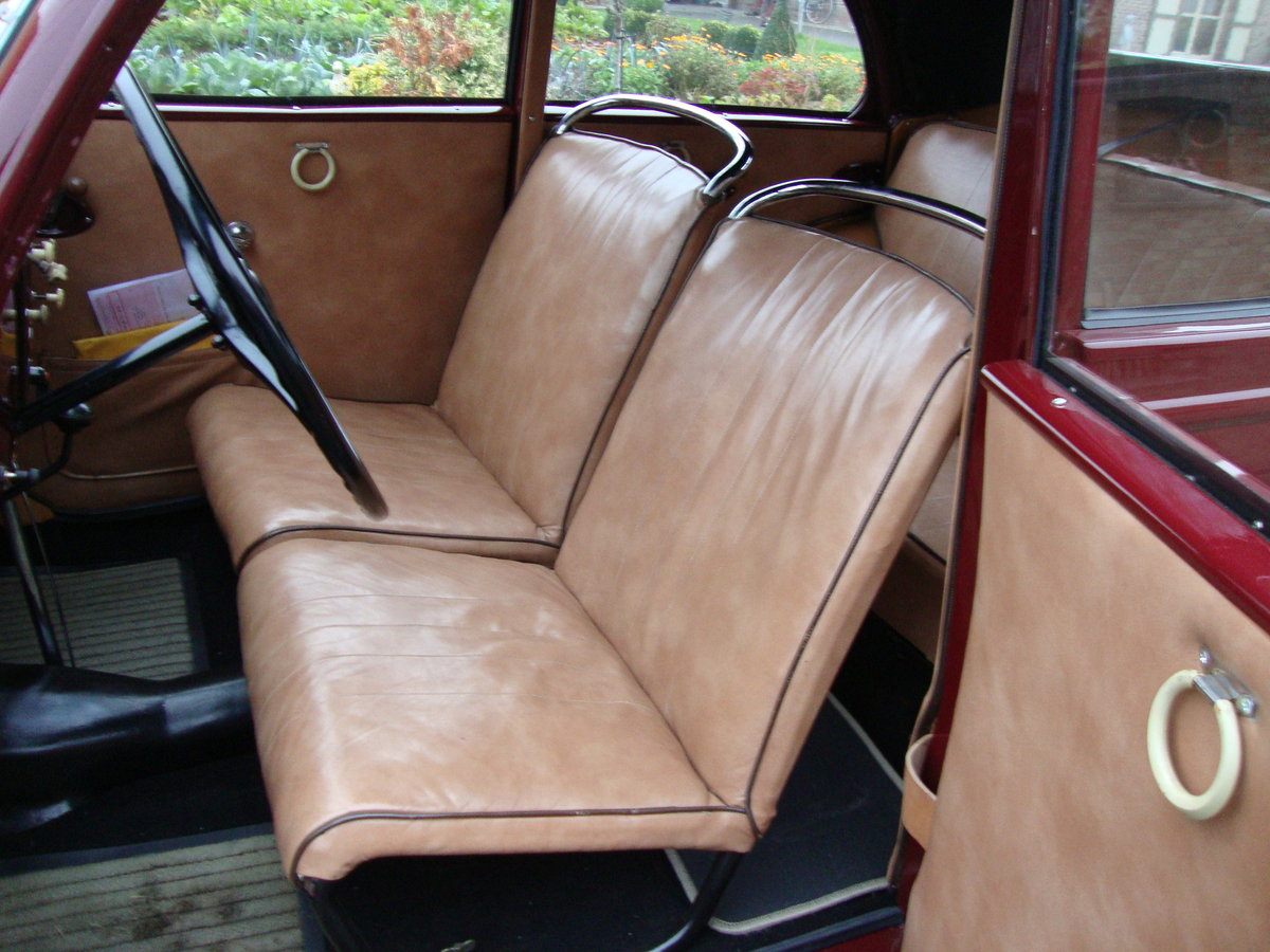 1939 PEUGEOT 202 DECOUVRABLE For Sale (picture 5 of 6)
