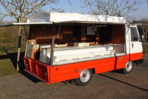 1982 Rare classic peugeot j9 catering van /foodtruck