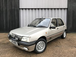 1991 Peugeot 205 1.6 auto *retro classic* power steering  SOLD