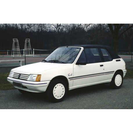 1992 PEUGEOT 205 CJ RARE MODERN CLASSIC 1.4 CONVERTIBLE  For Sale (picture 1 of 1)
