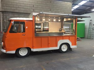 Peugeot J7 Catering Van (1977) For Sale