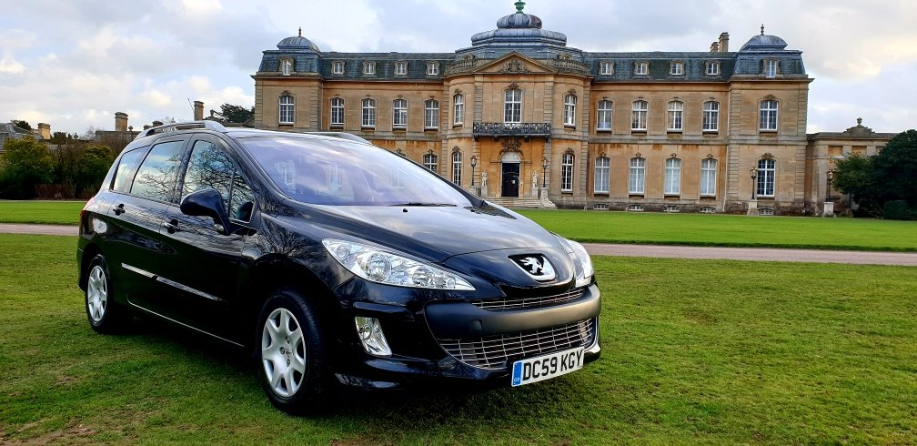 2009 LHD PEUGEOT 308 SW 1.6 HDI,7 SEATER,LEFT HAND DRIVE For Sale (picture 1 of 6)