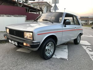 1982 Peugeot 104 ZS For Sale