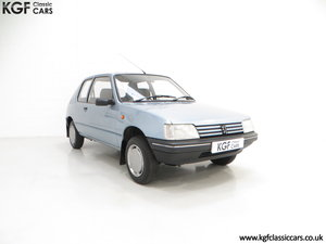 1990 A Superb Peugeot 205 Look with 25,802 Miles SOLD