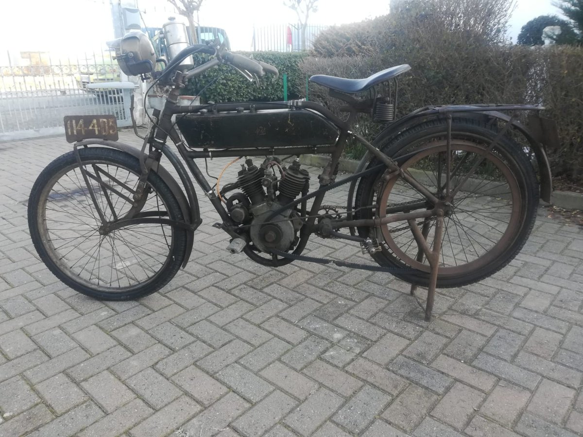 Peugeot Paris - Nice 330cc - 1914 SOLD (picture 1 of 6)