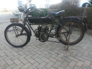 Peugeot Paris - Nice 330cc - 1914 SOLD