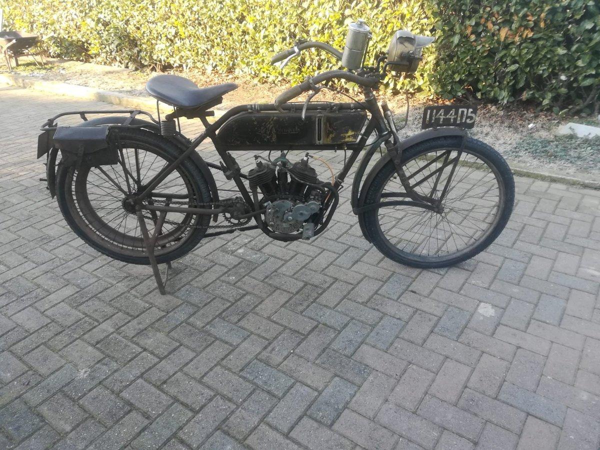 Peugeot Paris - Nice 330cc - 1914 SOLD (picture 2 of 6)
