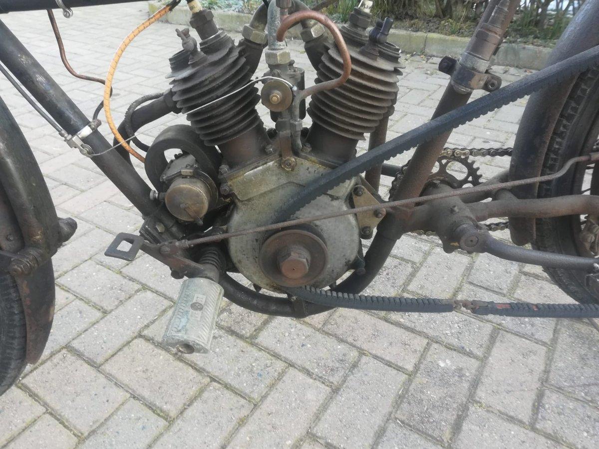 Peugeot Paris - Nice 330cc - 1914 SOLD (picture 6 of 6)